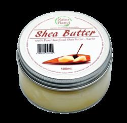 Natur Planet - Nierafinowane Masło Shea 100% do ciała 100g