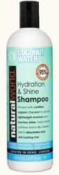 Natural World Coconut Water Lekki szampon do włosów 500ml
