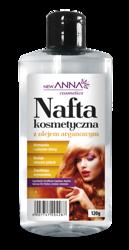New ANNA Nafta kosmetyczna z olejem arganowym 120g