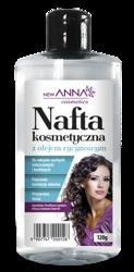 New ANNA Nafta kosmetyczna z olejem rycynowym 120g