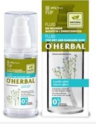 O'Herbal Fluid do włosów suchych i zniszczonych 50ml