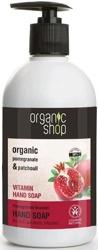 Organic Shop Mydło do rąk witaminowe z granatem 500ml