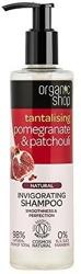 Organic shop Wzmacniający szampon do włosów Pomegranate&patchouli 280ml