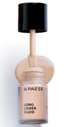PAESE Long Cover Fluid  Podkład kryjący o przedłużonej trwałości 02 Naturalny