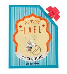 PETITE Lael CC Cushion Nawilżająco-rozświetlający krem CC 21 10ml