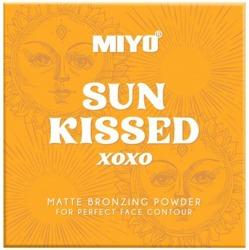 Pierre Rene MIYO Sun Kissed Matowy puder brązujący 10g No1