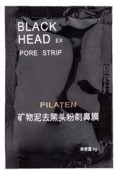 Pilaten Black Head Pore Strip Czarna maska Saszetka 6g