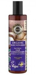 Planeta Organica BIO odżywka do włosów Macadamia 280ml