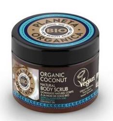 Planeta Organica BIO peeling do ciała Coconut Oil 300ml