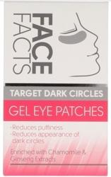 Pretty Gel Eye Patches Target Dark Circles Płatki żelowe pod oczy 4pary