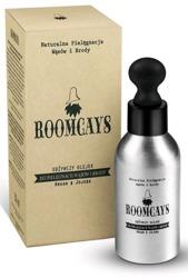 ROOMCAYS Odżywczy olejek do wąsów i brody 50ml