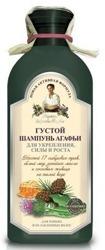Receptury Babuszki Agafii - Gęsty szampon wzmacniający do włosów cienkich 350 ml