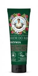 Receptury Babuszki Agafii Odżywczy krem do rąk 75ml