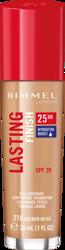 Rimmel Lasting Finish 25h Długotrwały podkład do twarzy 210 30ml