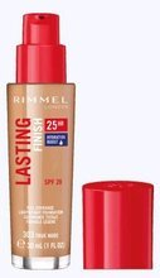 Rimmel Lasting Finish25h Długotrwały podkład do twarzy 303 True Nude