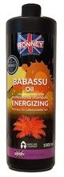 Ronney BABASSU Oil Energizing Shampoo Szampon do włosów farbowanych i matowych 1000ml