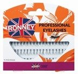 Ronney Professional Eyelashes Kępki sztucznych rzęs 60 szt. Średnie RL 00028