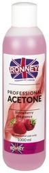 Ronney Professional Nail Acetone Strawberry Aceton 1000ml