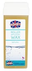 Ronney Roller Depilatory Wax Wosk do depilacji NATURAL