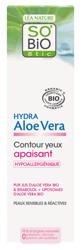 SO BIO Hipoalergiczna pielęgnacja konturów oczu Aloe Vera 15ml