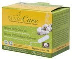 Silver Care Tampony Regular bez aplikatora 18szt