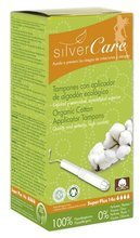 Silver Care Tampony Super Plus z aplikatorem 14szt