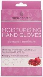 SkinAcademy Hand Gloves Moisturising Rękawiczki nawilżające do dłoni - 1para