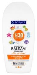 Soraya SPF30 Wodoodporny balsam do opalania dla dzieci 200ml