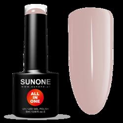 SunOne ALL IN ONE Lakier hybrydowy B10 5ml