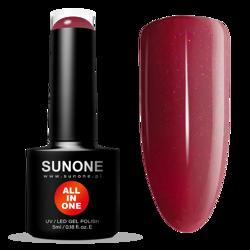 SunOne ALL IN ONE Lakier hybrydowy C15 5ml