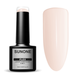 SunOne FLEX 4in1 Lakier hybrydowy Beige 100 5ml