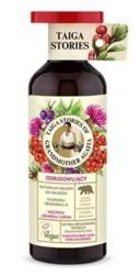 Taiga Stories Odbudowujący naturalny balsam do włosów mącznica lekarska i łopian 500ml
