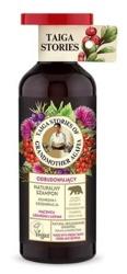 Taiga Stories Odbudowujący naturalny szampon do włosów mącznica lekarska i łopian 500ml
