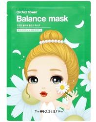 The Orchid Skin Orchid Flower Balance Mask Ziołowa maseczka do twarzy