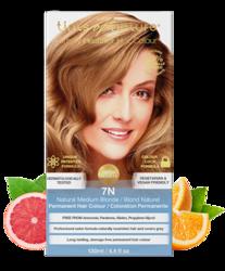 Tints of Nature Farba do włosów 7N Naturalny średni blond