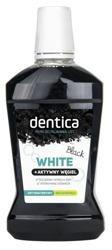 Tołpa Dentica Black White Aktywny Węgiel Płyn do higieny jamy ustnej 500ml