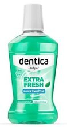 Tołpa Dentica Mint Fresh Mouthwash - Płyn do płukania jamy ustnej, 500 ml