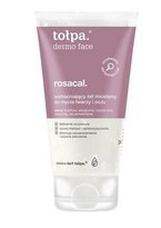 Tołpa Rosacal Żel micelarny do mycia twarzy i oczu, 150ml