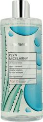 Vis Plantis Herbal Vital Care - Płyn micelarny 3w1 z aloesem i pantenolem 500 ml