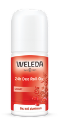 WELEDA Granatapfel 24h deo roll-on Dezodorant w kulce z granatem 50ml