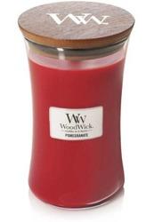 WoodWick świeca duża Pomegranate 610g