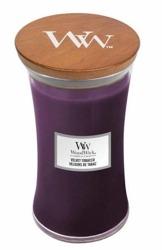 WoodWick świeca duża Velvet Tabacco 610g
