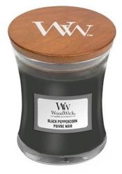 WoodWick świeca mała Black Peppercorn 85g