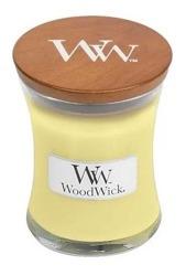 WoodWick świeca mała Lemongrass&Lily 85g