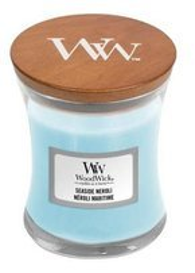 WoodWick świeca mała Seaside Neroli 85g