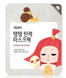 YADAH Collagen Mask Pack Kolagenowa maska w płachcie 25g