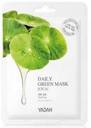 YADAH Daily Green Mask Cica Łagodząca maseczka z wąkrotką azjatycką 25ml