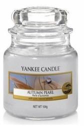 Yankee Candle Autumn Pearl Świeca zapachowa słoik mały 104g