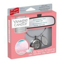 Yankee Candle Charming Scents Odświeżacz samochodowy zawieszka Pink Sands