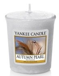 Yankee Candle Sampler Świeca Autumn Pearl 49g